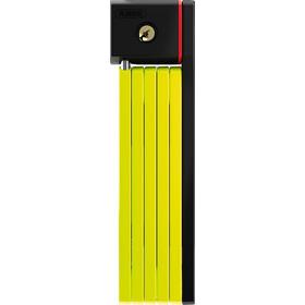 ABUS Bordo uGrip 5700/80 SH Vouwslot, geel/zwart